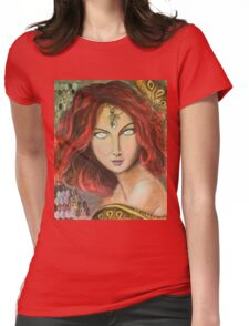 Melissae Womens Fitted T-Shirt