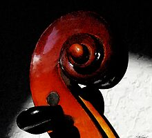 """Cello"" by Barbara Simmons"