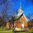 St. John's Lutheran Church (Est. 1884) by wiscbackroadz