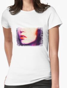 Sensual dream Womens Fitted T-Shirt