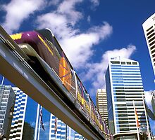 Monorail by Kerry Dunstone