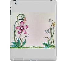 Little Flowers iPad Case/Skin