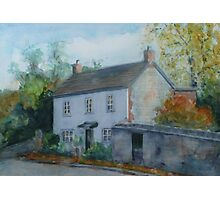 Home !  Ivy Cottage, Kington  Photographic Print
