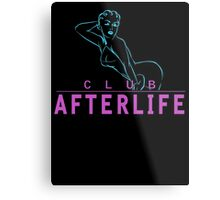 Welcome To The Afterlife Metal Print