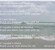 If I needed by DreamCatcher/ Kyrah Barbette L Hale
