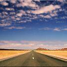 Road to Uluru by Kym Howard