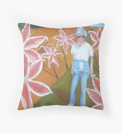 Alta Mae Throw Pillow