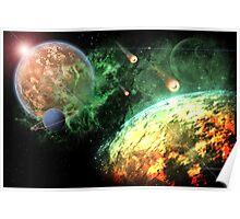 Virtual Cosmos Poster