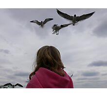 The Birds 3 Photographic Print