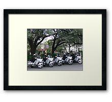 San Antonio's Finest Framed Print