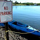 No Parking by emerson