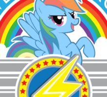 Weather Patrol Sticker