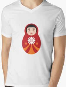 My sweet little babushka doll Mens V-Neck T-Shirt