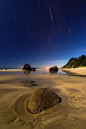 Maketu Stars by Michael Treloar