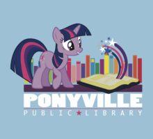 Ponyville Public Library Kids Clothes
