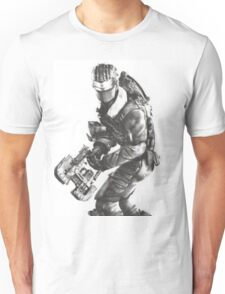 Dead Space 3 Arctic Survival Sketch Unisex T-Shirt