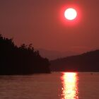 Saltspring Island Sunset by JD McKenna