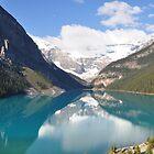 Lake Louise, Canada by kathiemt