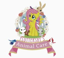 Fluttershy's Animal Care Kids Clothes