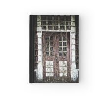 No Entry Hardcover Journal