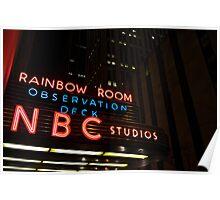 30 Rockefeller Center Poster