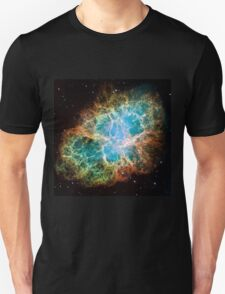 Galaxy Crab Unisex T-Shirt