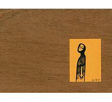 Tiny Diary: Away ... Now Photographic Print