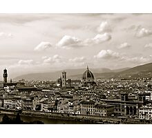 Firenze Forever  Photographic Print
