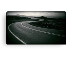 The Endless Journey Canvas Print