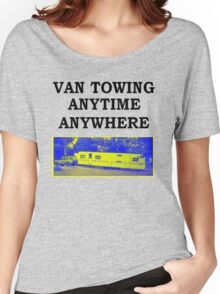 van towing  Women's Relaxed Fit T-Shirt