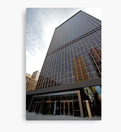 Jacob K. Javits Federal Building Canvas Print