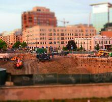 Construction site by Jackson Killion