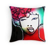 SOL EROTIC Throw Pillow