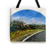 The Distance Between You and I... (panel #1) Tote Bag