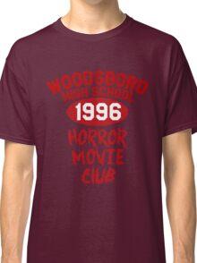 Woodsboro High Horror Movie Club 1996 Classic T-Shirt