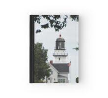 Cape Elizabeth Light - Maine Hardcover Journal