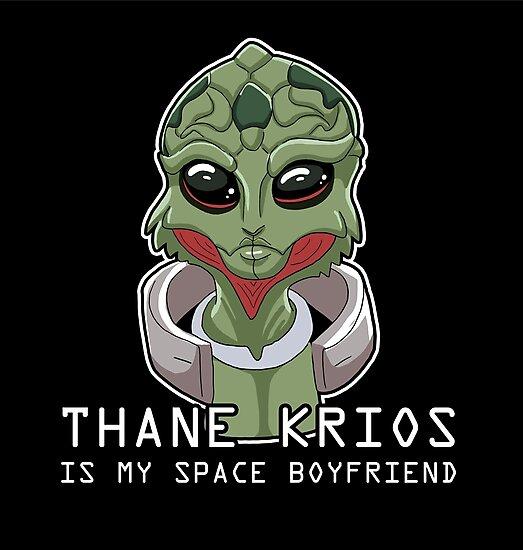Thane Is My Space Boyfriend by Maggie Davidson