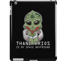 Thane Is My Space Boyfriend iPad Case/Skin