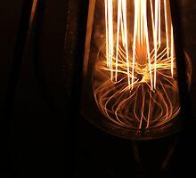 Light up the way. by Rhys Davis