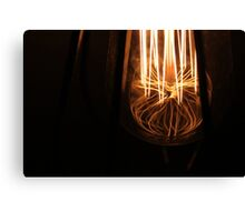 Light up the way. Canvas Print