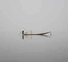 Inle Lake Illusion 2 by chobin