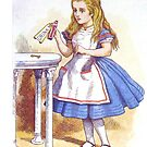 Alice and the Drink by rapplatt