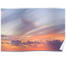 Bunbury Sky Poster