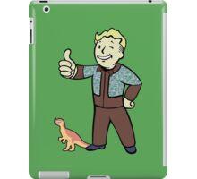 "Hoban ""Vault Boy"" Washburne iPad Case/Skin"
