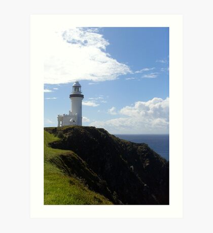Kingscliff Lighthouse Art Print