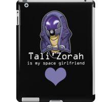 Tali is My Space Girlfriend iPad Case/Skin