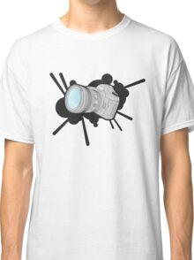 Canon 5DmkII Camera Splash Classic T-Shirt