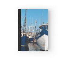 Three Trawlers Hardcover Journal