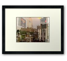 Within and Without Framed Print