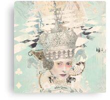 White Queen Canvas Print